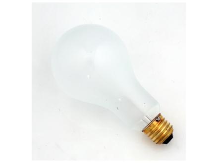 Náhradní žárovka 500W/E27 mléčná pro Hobby Kit