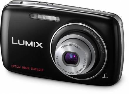 Panasonic Lumix DMC-S1 černý