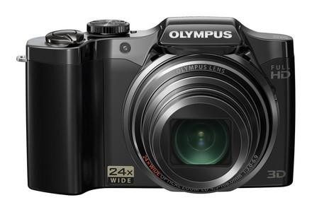 Olympus SZ-30MR černý