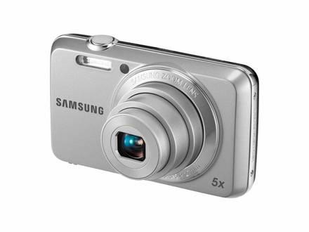 Samsung ES80 stříbrný