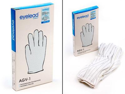 Eyelead antistatické čistící rukavice
