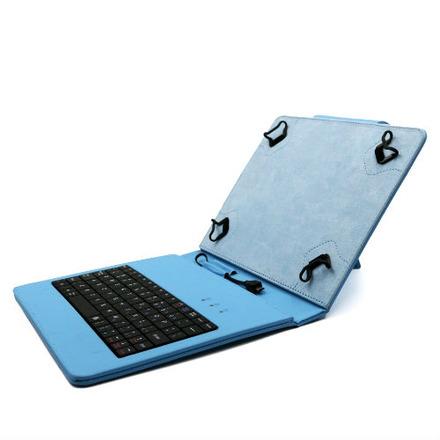 """C-TECH PROTECT pouzdro univerzální s klávesnicí pro 8"""" tablety"""