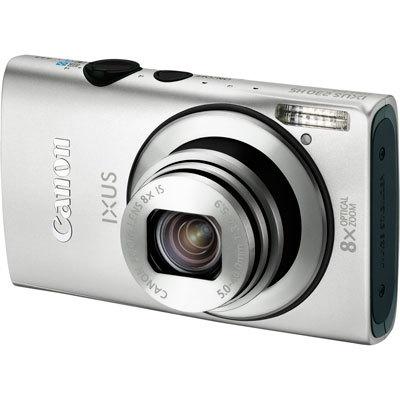 Canon IXUS 230 HS stříbrný