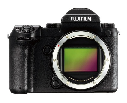 Fujifilm GFX 50S tělo + GF 45mm f/2,8 R WR
