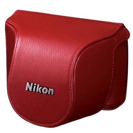 Nikon pouzdro CB-N2000SL červené