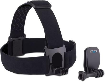 GoPro čelenka na hlavu QuickClip