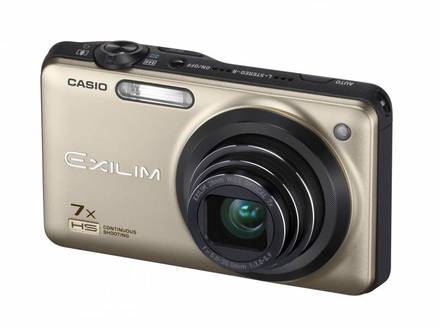Casio EXILIM ZR15