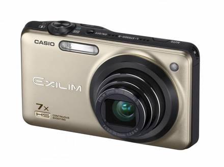 Casio EXILIM ZR15