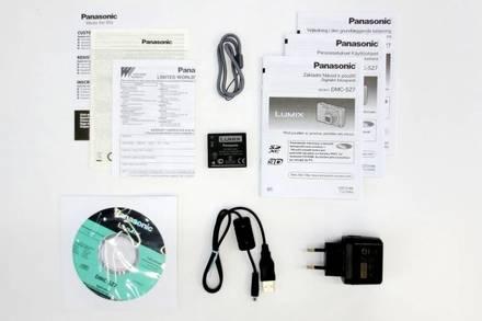 Panasonic Lumix DMC-SZ7 růžový