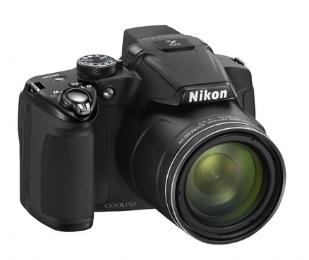 Nikon Coolpix P510 černý + 8GB karta + brašna Delta M + poutko na ruku!