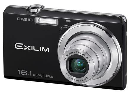 Casio EXILIM ZS12 černý