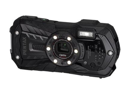 Pentax Optio WG-2 Outdoor Kit černý