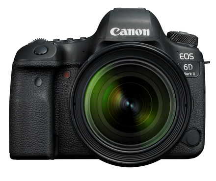 Canon EOS 6D Mark II + Tamron 24-70 mm
