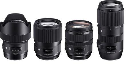 Novinky Sigma 24-70mm f/2.8 a 14mm f/1.8 z řady ART jsou skladem
