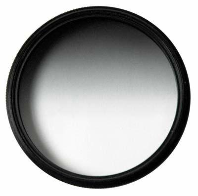 B+W přechodový filtr 502 šedý 25 % 49 mm