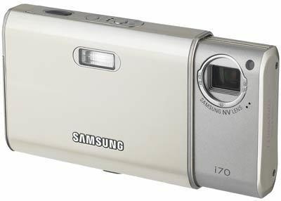 Samsung i70 stříbrný