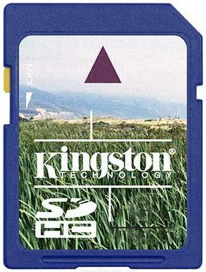 Kingston SDHC 4 GB Class 6