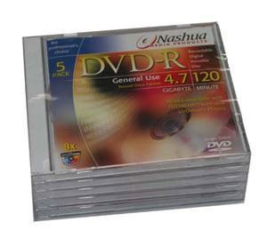Nashua DVD-R