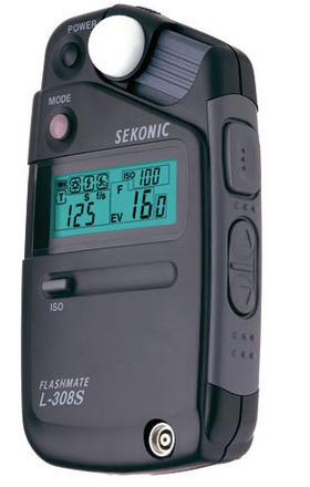 Sekonic expozimetr L-308S