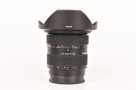 Sony DT 11-18mm f/4,5-5,6 bazar