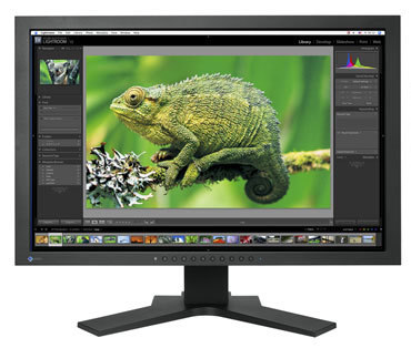 Eizo ColorEdge CG241W černý + Zoner Photostudio 11 Eizo edition zdarma!