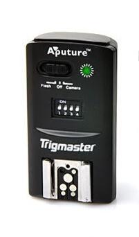 Aputure TrigMaster MXcr - přijímač