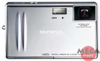 Olympus AZ-2 + xD 128MB karta