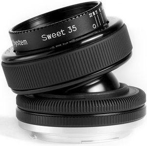 Lensbaby Composer Pro Sweet 35 Canon EF