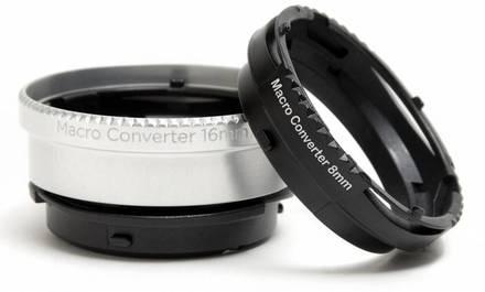 Lensbaby mezikroužky 8 + 16 mm