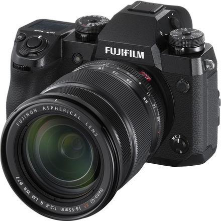 Fujifilm X-H1 tělo + XF 16-55mm f/2,8 R LM WR