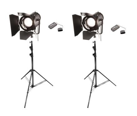 Fomei LED WIFI Fresnel 160/160