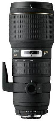 Sigma 100-300mm F 4,0 APO EX DG IF pro Sony