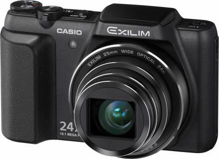 Casio EXILIM EX-ZS200