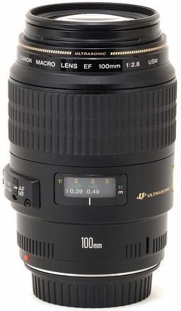 Canon EF 100mm f/2,8 Macro USM