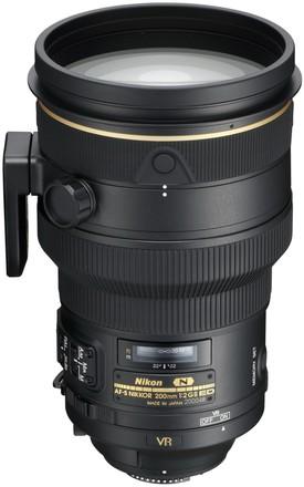 Nikon 200mm f/2,0 AF-S G ED VR II