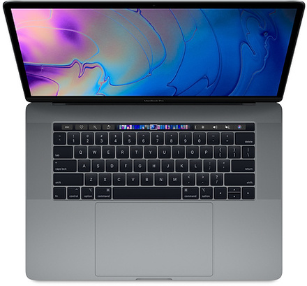 "Apple MacBook Pro 15""256GB (2018) s Touch Barem"