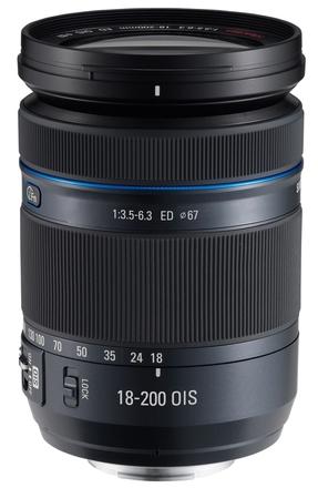 Samsung NX 18-200mm f/3,5-6,3 O.I.S.