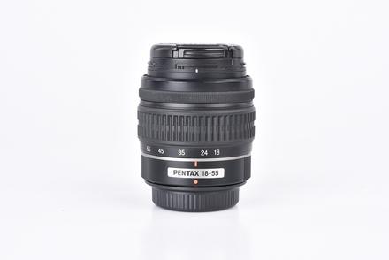 Pentax DA Zoom 18-55mm f/3,5-5,6 AL bazar
