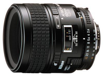 Nikon 60 mm F2,8 AF MICRO-NIKKOR D A