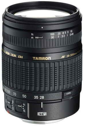Tamron AF 28-300mm f/3,5-6,3 XR DI VC LD Macro pro Canon