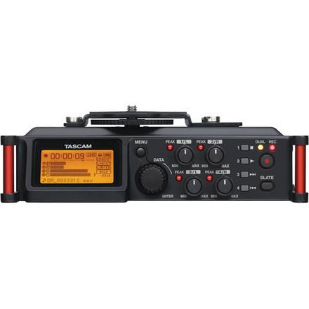 Tascam DR-70D + 8x AA baterie, nabíječka a 32 Gb karta