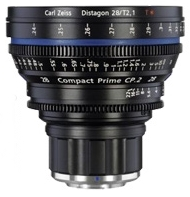 Zeiss Compact Prime CP.2 Distagon T* 28mm f/2,1 pro Canon