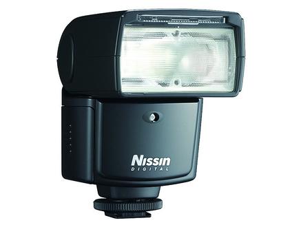 Nissin blesk Di466 pro Canon