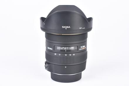 Sigma 10-20mm f/3,5 EX DC HSM pro Nikon bazar