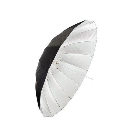 Deštník stříbrný 150 cm bazar