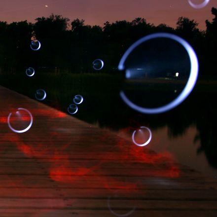 Luminografie aneb malba a hrátky se světlem