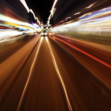 Pohyb a tma - beseda s garantem fotosoutěže Martinem Lukešem