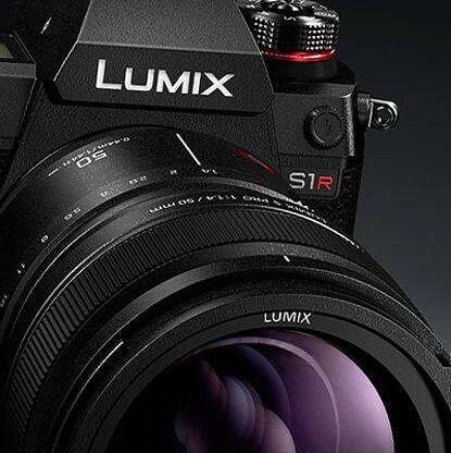 První testování Panasonic Lumix S1 a S1R