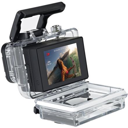 GoPro dotykový LCD displej