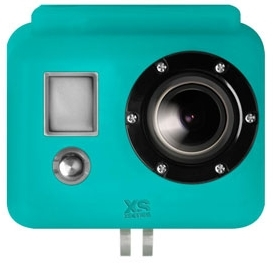 GoPro silikonový kryt modrý